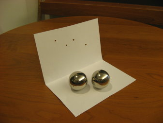 Collision Energy Balls