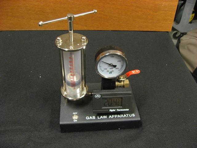 Gas Law App