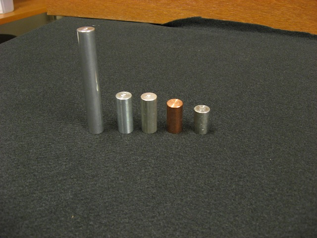 density cylinders