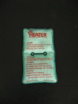 heat solution