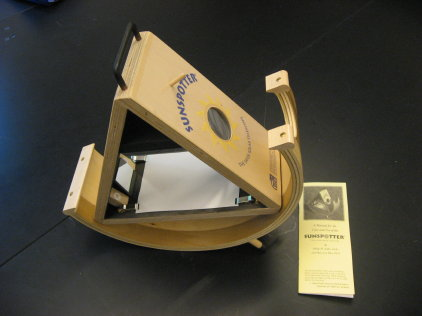 Sunspotter Demo Picture