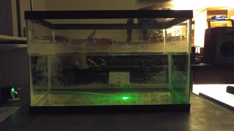 laser bend